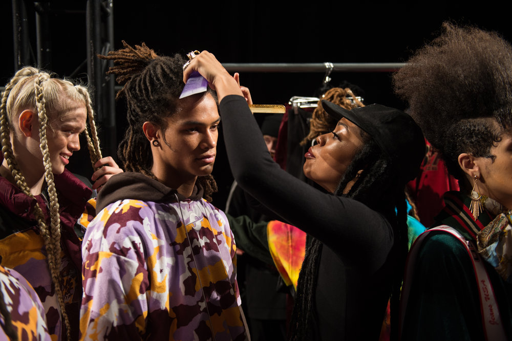 Gypsy Sport Backstage S/S 17, 2017