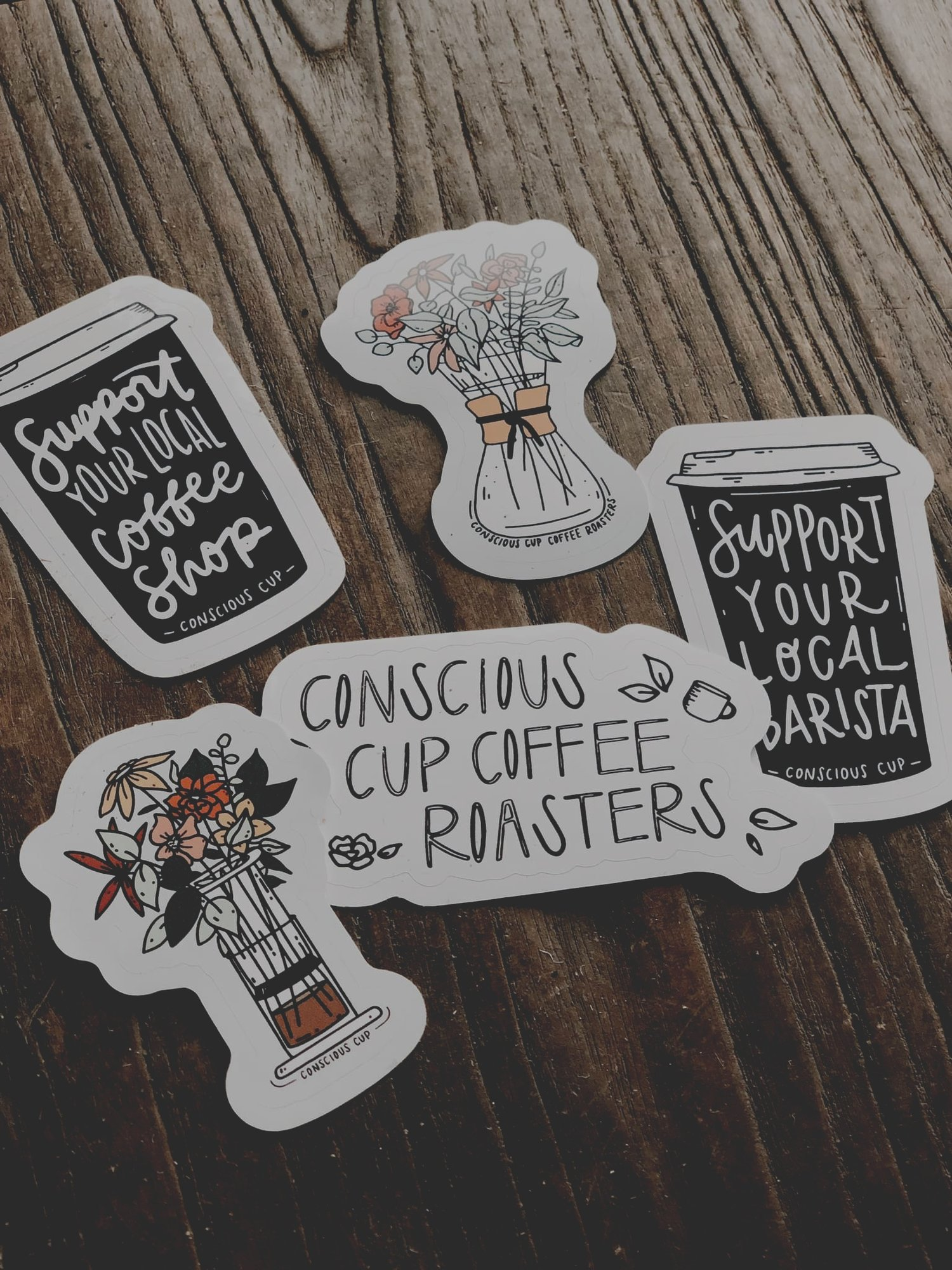 business sticker coffee cup packaging sticker 15 stickers per sheet. thanks for supporting my coffee addiction packaging sticker
