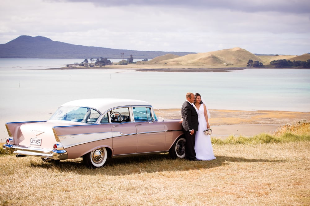 Musick Point Howick wedding photo