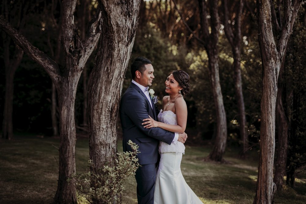 Mudbrick Vineyard wedding Waiheke