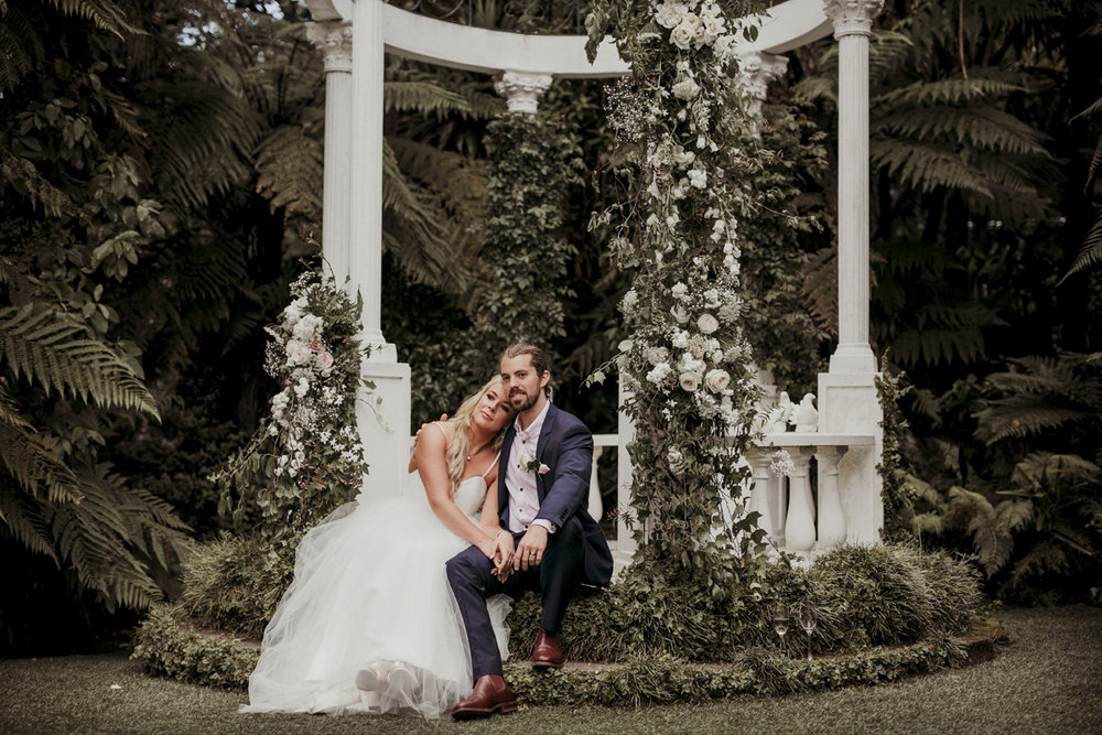 Cassels wedding