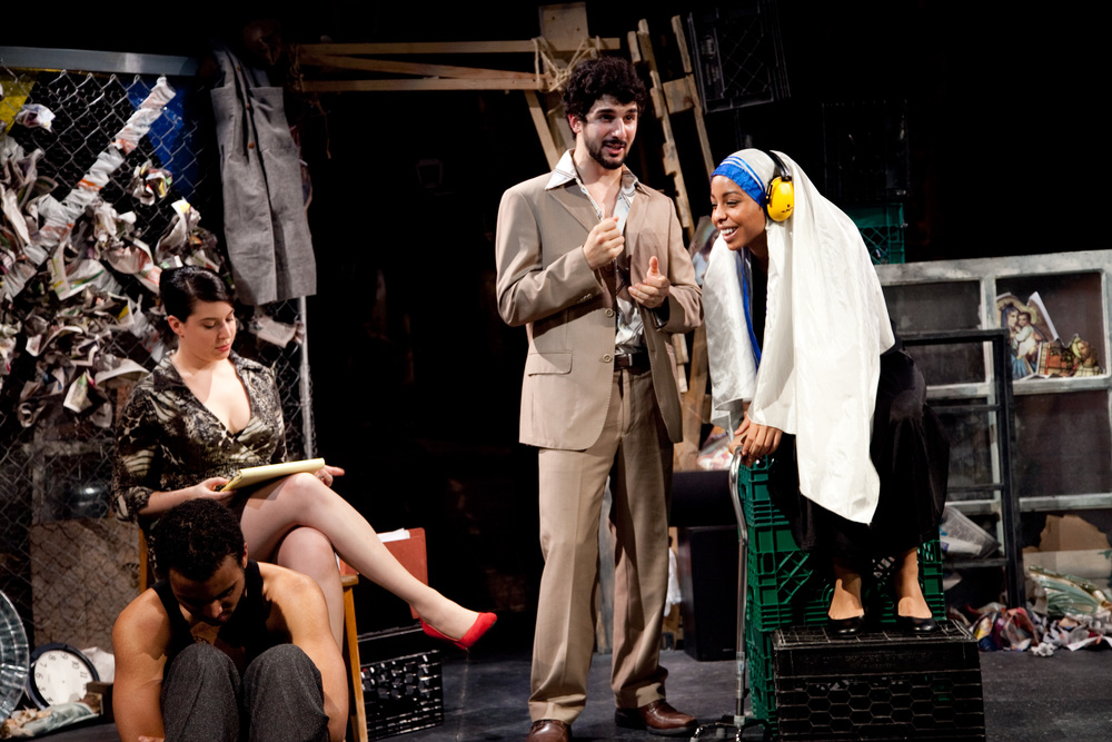 Stephen Adly Giurgis' The Last Days Of Judas Iscariot (2011, Dir. Laura Savia)