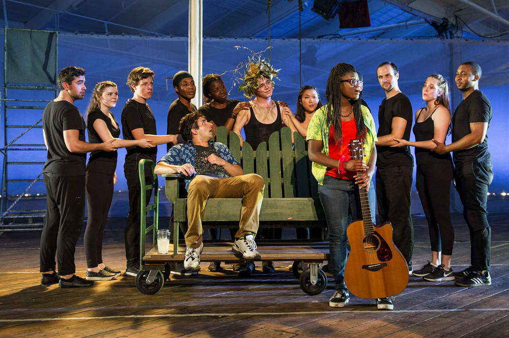 Lucy Thurber's Orpheus In The Berkshires (2016, Williamstown Theater Festival, Dir. Laura Savia)