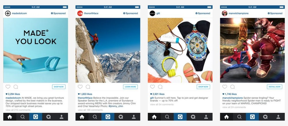 Display Ads | Instagram