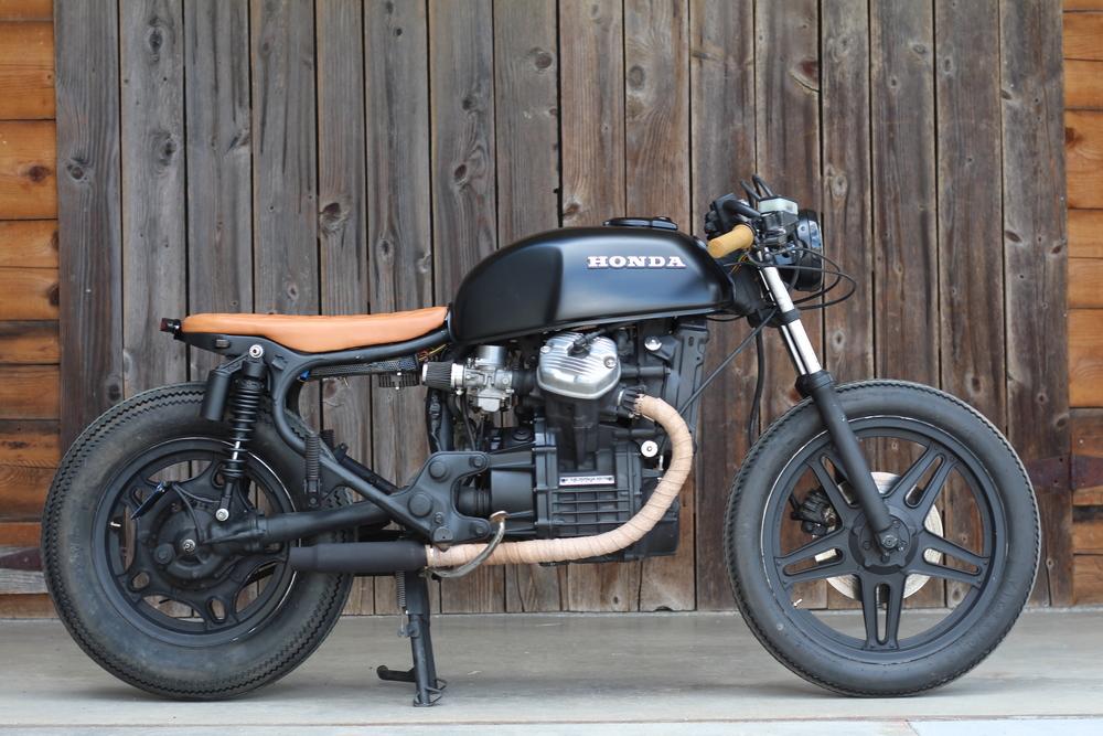 Custom Cafe Motorcycles