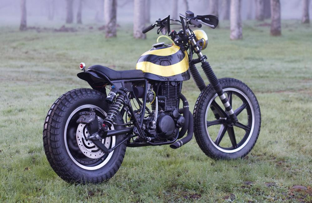"Yamaha XT500 ""Plan B"""