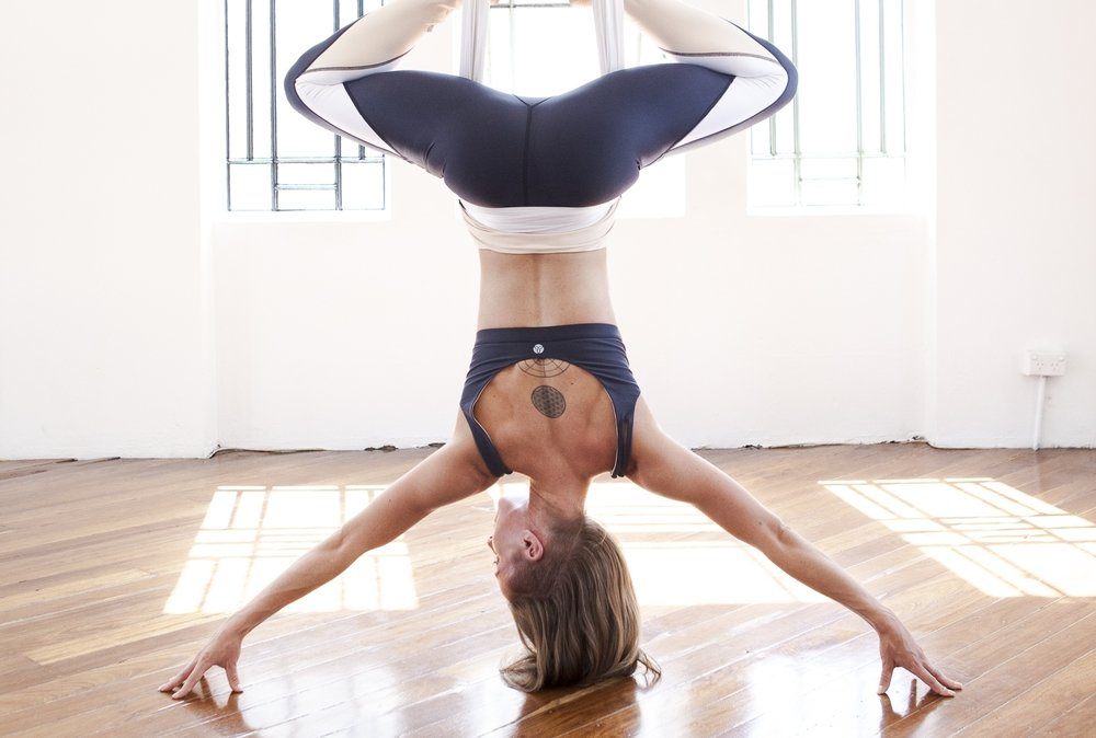 Benefits - of Aerial Yoga and Aerial Fitness