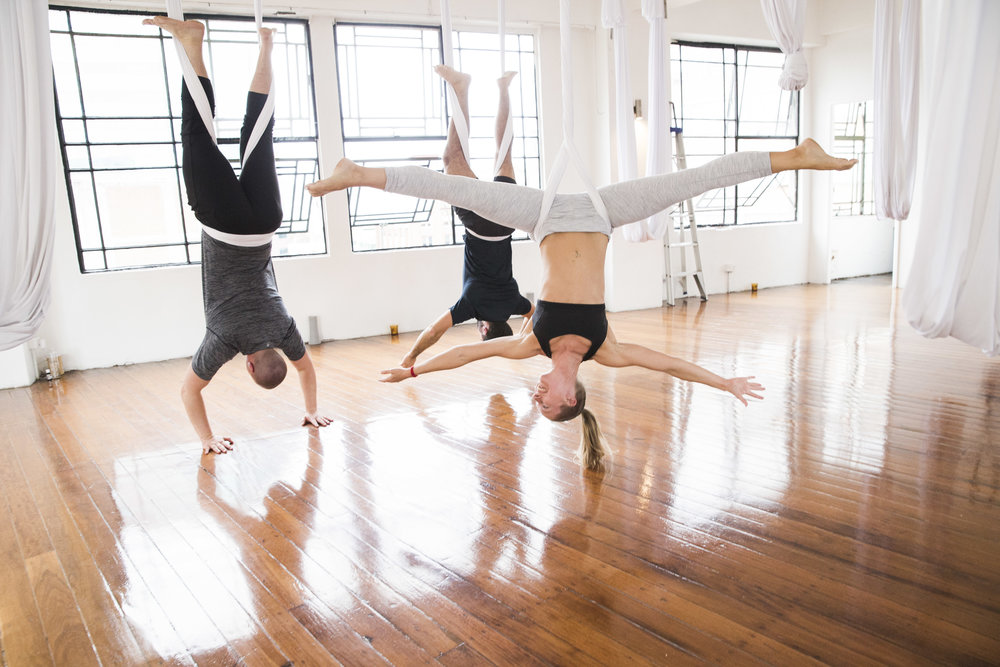 COME FLY - Live an elevated life this winter at the Lab!