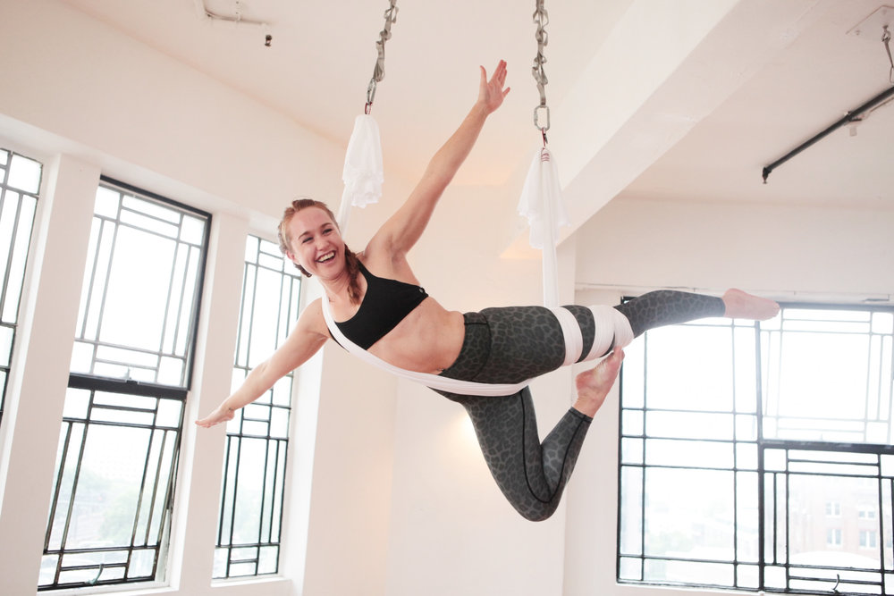 Aerial Barre -