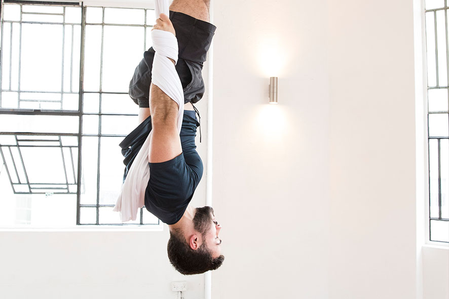 Six Weeks to Shred Aerial Fit Course -