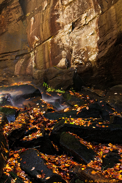 Slick Rock Falls 1