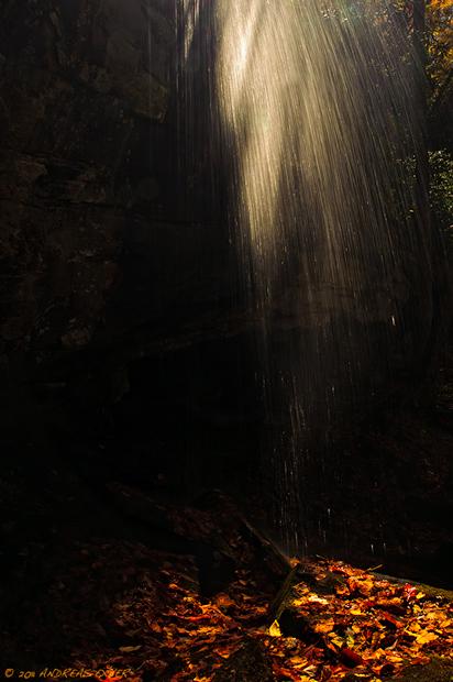 Slick Rock Falls 2