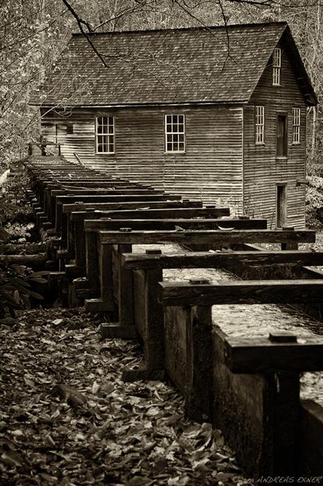 Mingus Mill B&W