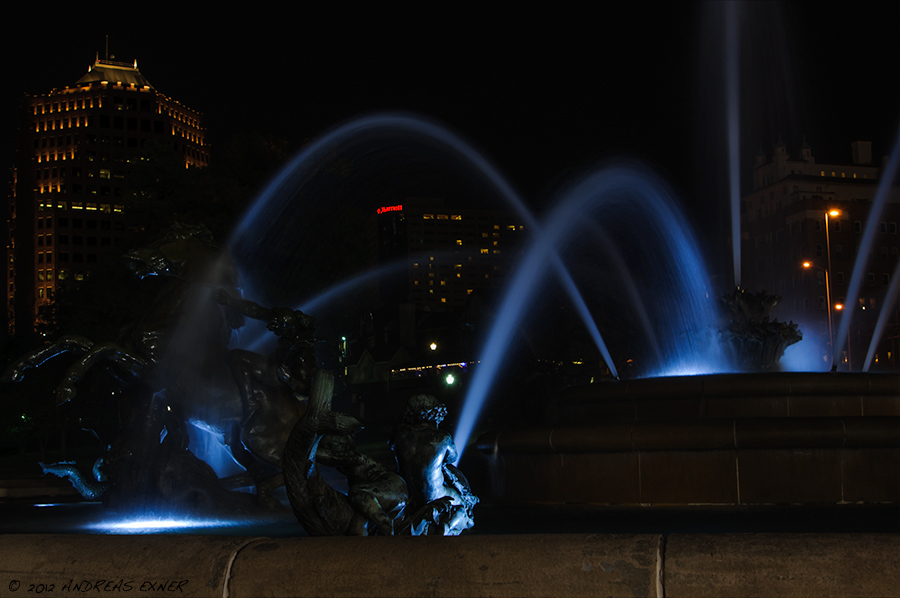 J.C. Nichols Memorial Fountain, Kansas City, MO