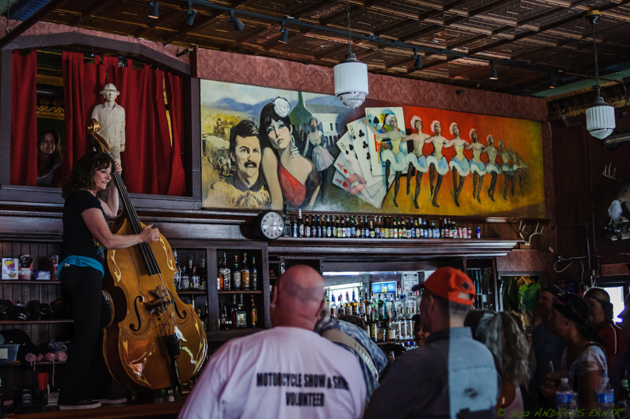 Bar in Jerome, Arizona