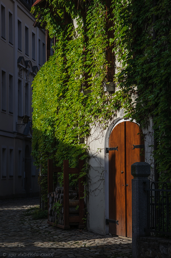 Rittergasse / knight lane