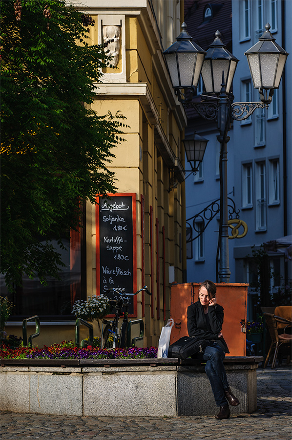 Kornstraße / grain street