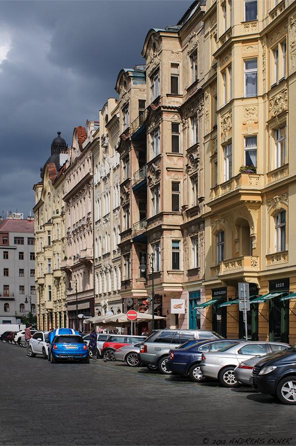 Street in the Jewish Quarter