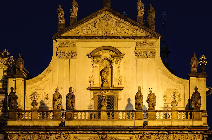 Prague at night 1