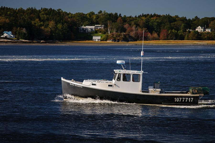Lobster boat 1