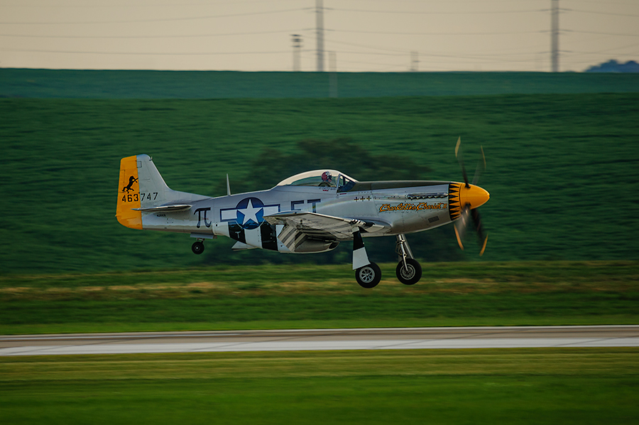 P-51D Mustang, Charlotte's Chariot II