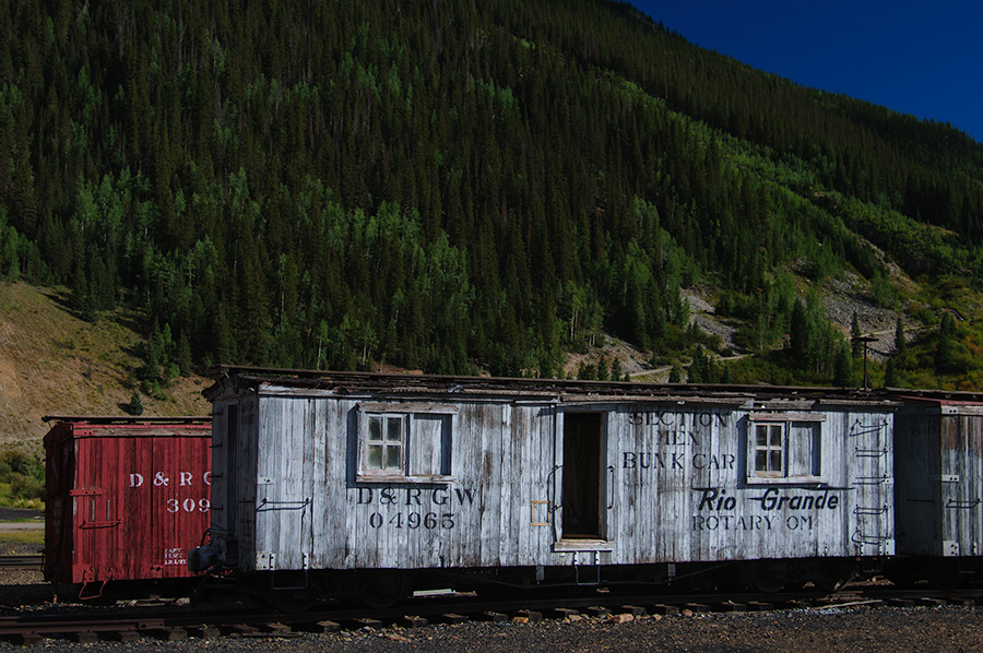 Silverton train depot 3