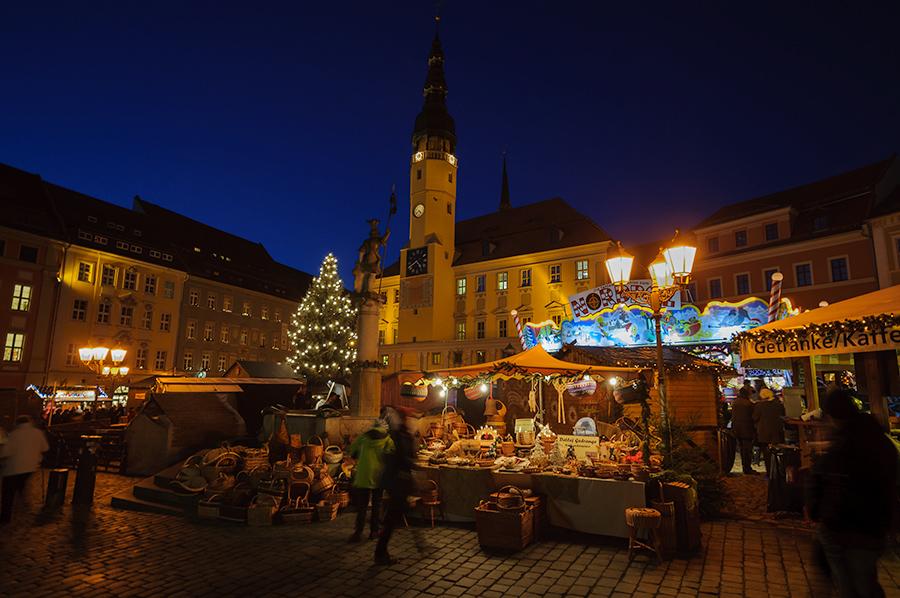 Bautzner Wenzelsmarkt
