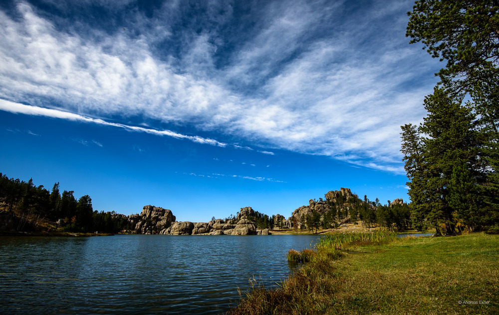 Sylvan Lake, Black Hills, South Dakota