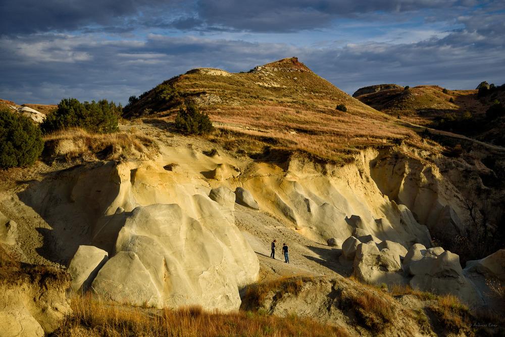 Theodore Roosevelt National Park, South unit, North Dakota