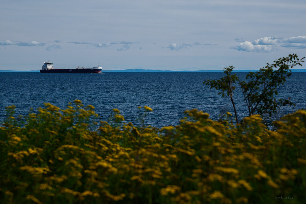 Lake Superior, Two Harbors, Minnesota