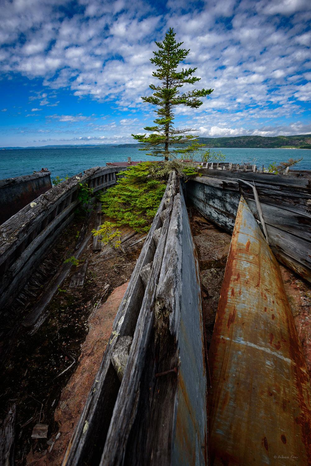 Lake Superior, Neys Provincial Park, Ontario, Canada ------------