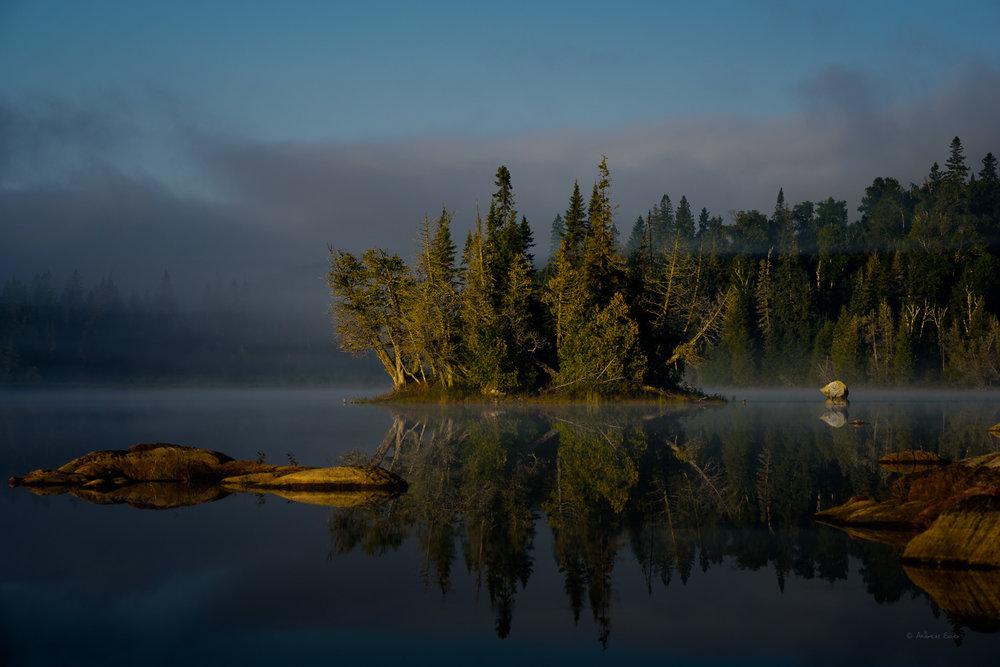 Rabbit Blanket Lake, Ontario Canada