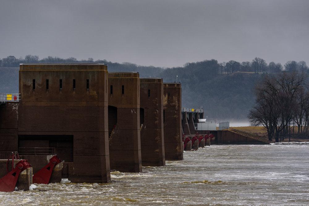Dam #11, Dubuque, Iowa