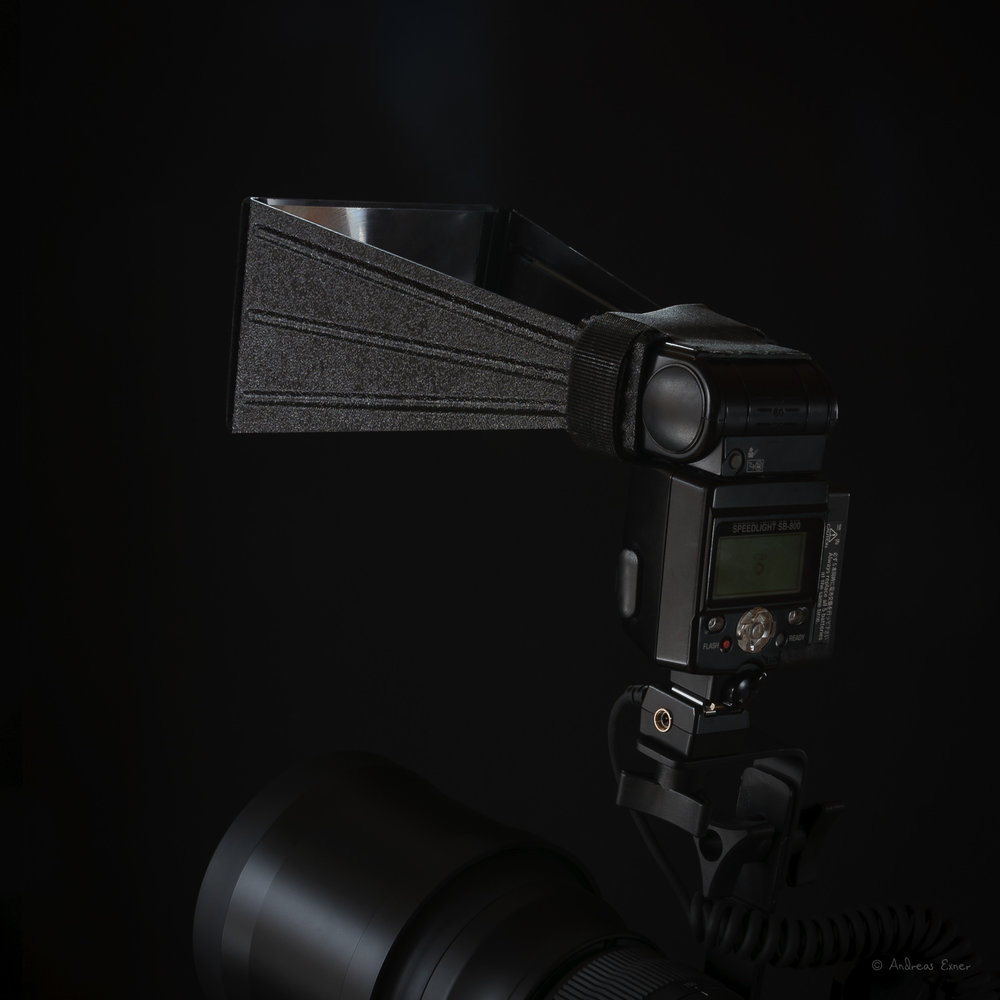 Now retired: Better Beamer flash extender