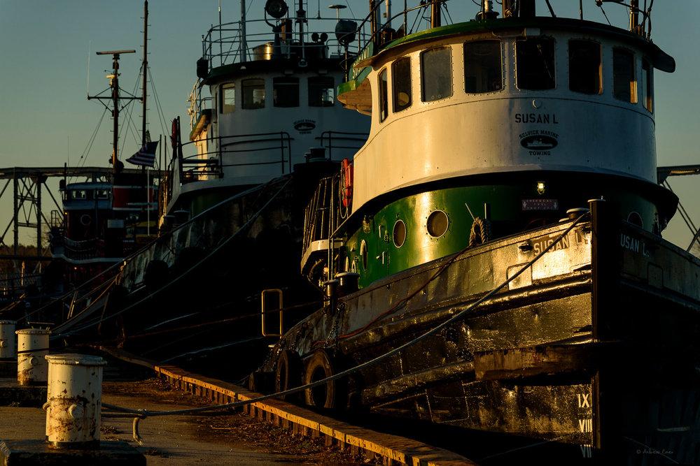 Tugboat SUSAN L, Sturgeon Bay, Wisconsin