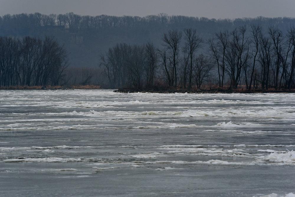 Mississippi River, Finleys Landing, Iowa