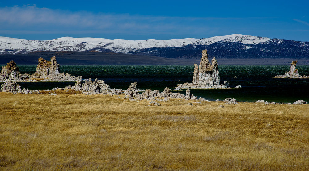 Mono Lake, Eastern Sierra, California