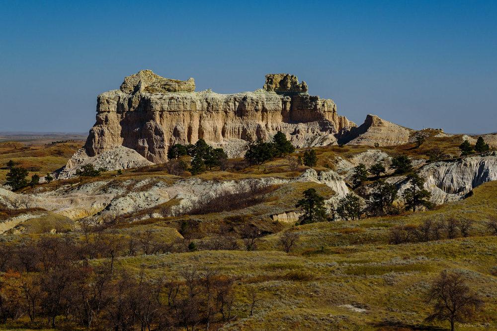 Castles-Slim Butte, North Dakota