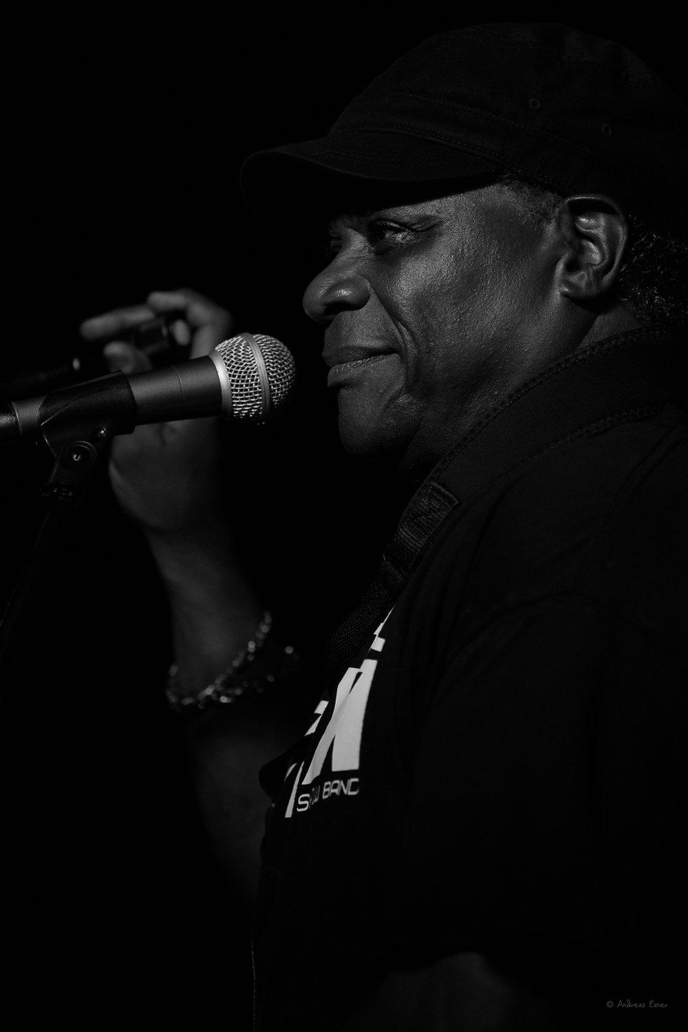"""Del """"Saxman"""" Jones, Band Leader"""
