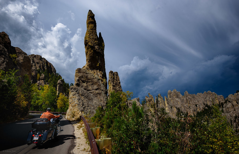 Needles Highway, Black Hills, South Dakota