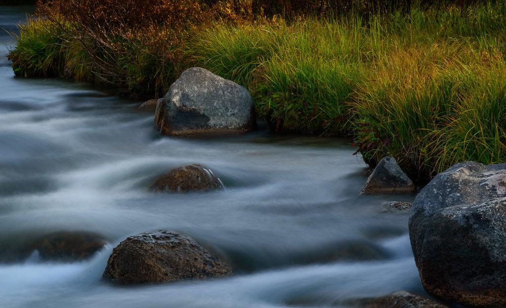 North Tongue River, Bighorn Mountains, Wyoming