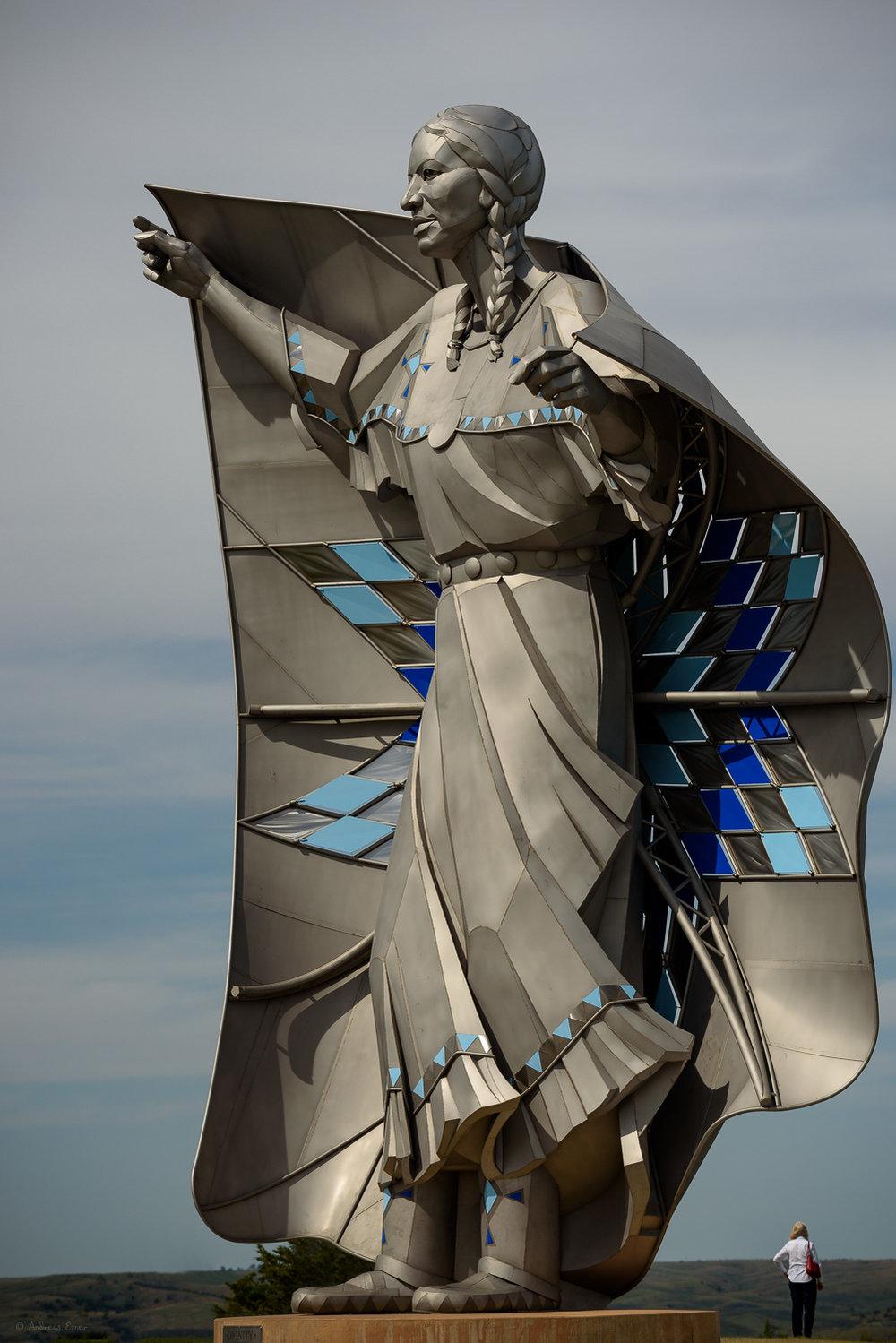 DIGNITY of Earth and Sky, Chamberlain, South Dakota