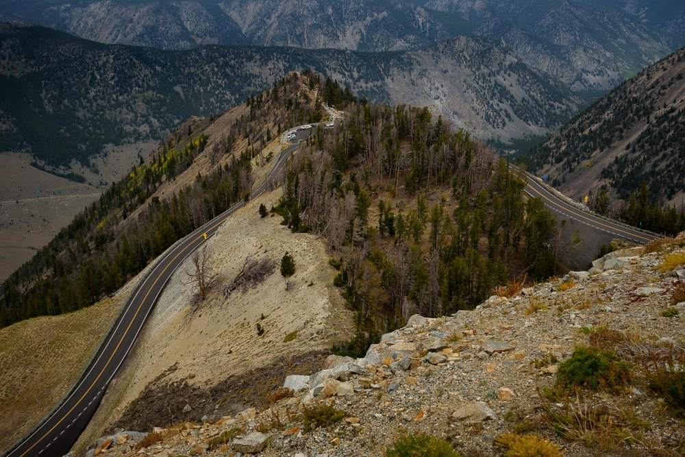 Beartooth Highway, Shoshone National Forest, Montana
