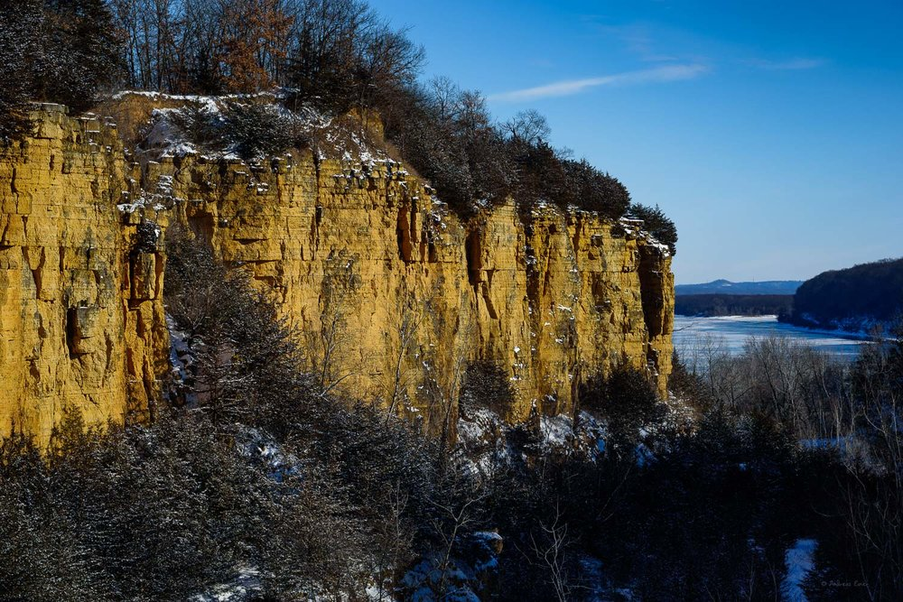 Horseshoe Bluff, Mines of Spain, Dubuque, Iowa