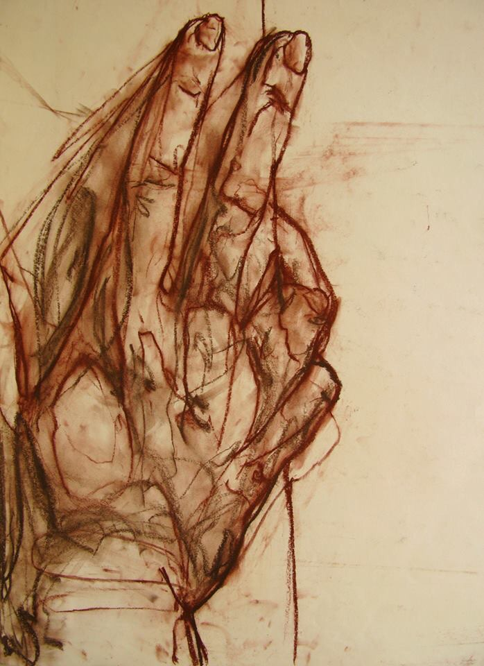 Hand Drawing 2005