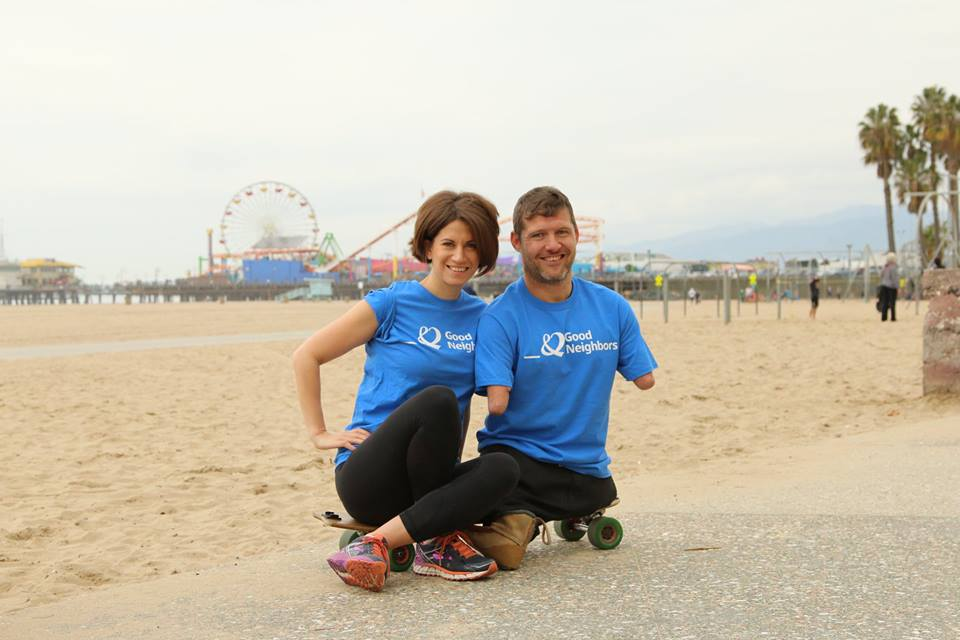 Ally and I are continuing to train for the LA Marathon Sunday, February 14th, 2016. Catch us running along the beach bike path in Santa Monica and Venice most days of the week!