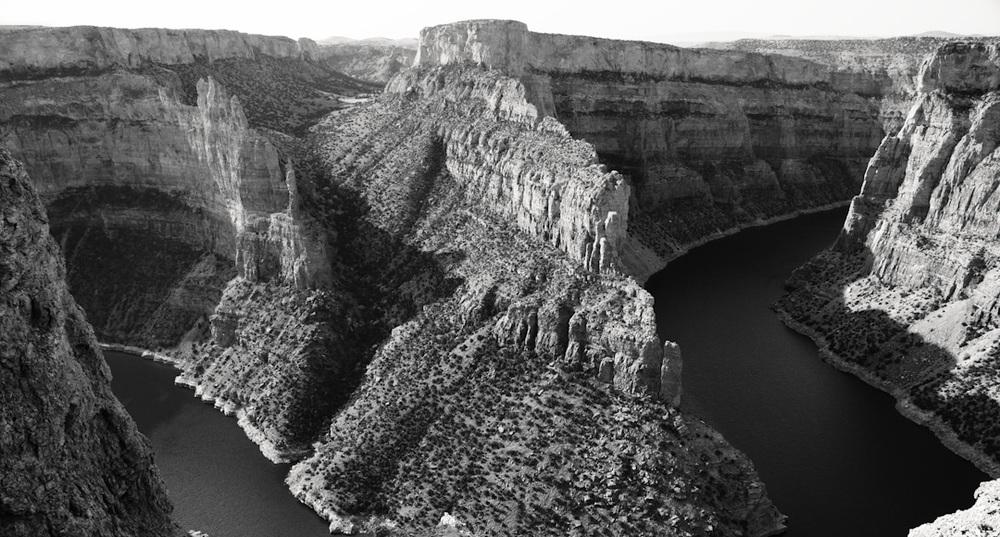 Big Horn Canyon, Montana