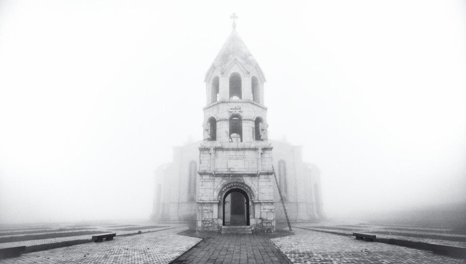 Among the Clouds. Nagorno Karabakh