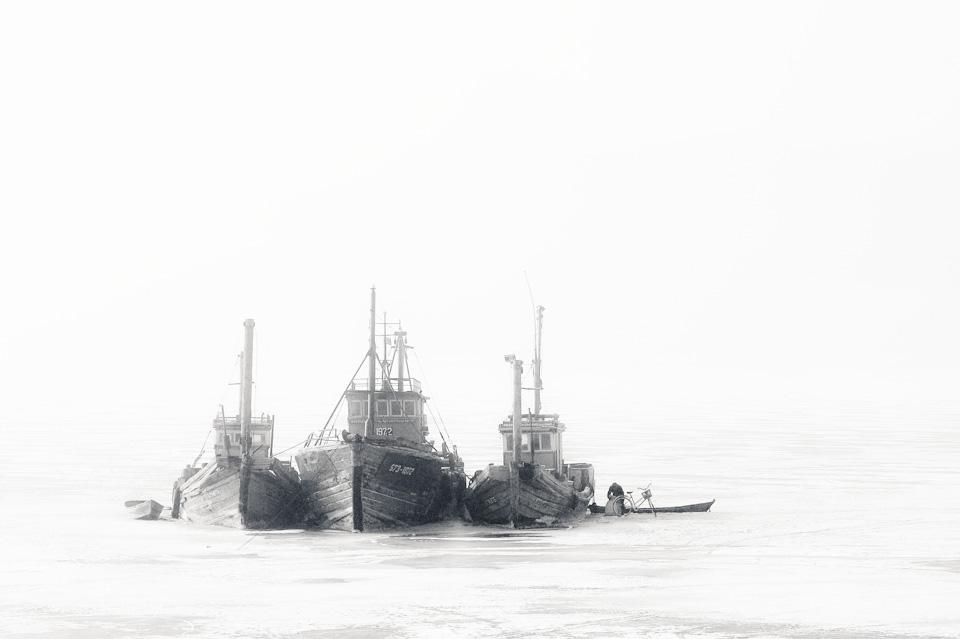 Frozen, North Korea