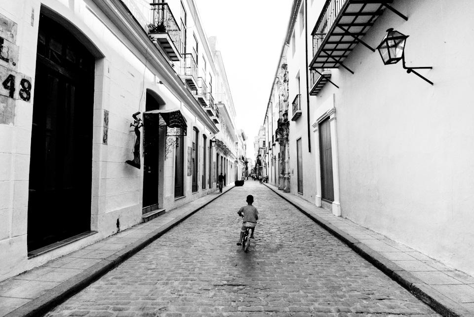 Boy On A Bicycle, Havana